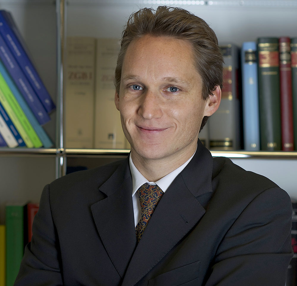 RA Alexander Blarer